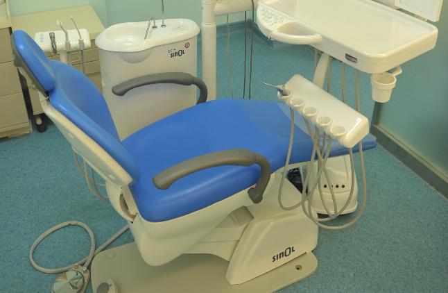 牙椅平面设计图